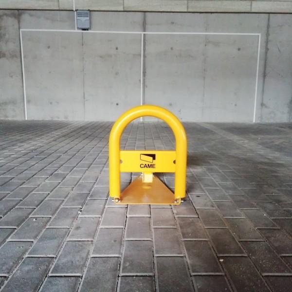 Monta-zapor-parkingowych-CAME-UNIPARK9